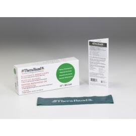 TheraBand™ Loop - Gumiszalag hurok 30,5 cm zöld