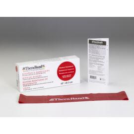 TheraBand™ Gumiszalag hurok 45,5 cm piros