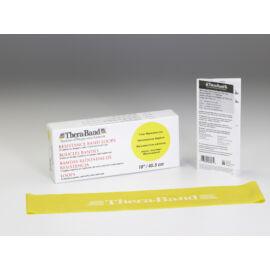 TheraBand™ Gumiszalag hurok 45,5 cm sárga