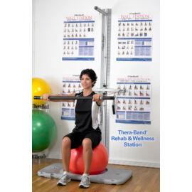 TheraBand Rehab & Wellness Station - rehabilitációs és wellness edzőállomás