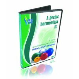 A gerinc harmóniája II. DVD: gerinckímélő gyakorlatok Thera-Band óriáslabdával