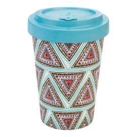 Woodway Aztec Blue kávés pohár 400 ml