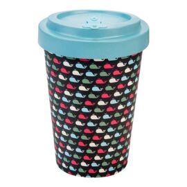 Woodway Whales kávés pohár 400 ml
