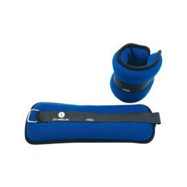 Sveltus® tépőzáras súly, 2 x 1 kg, kék