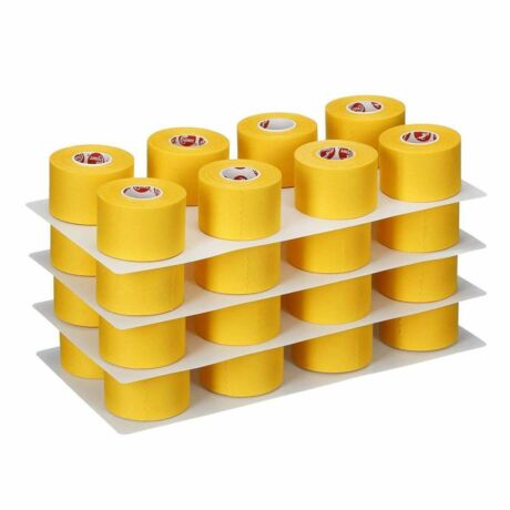 Cramer® Team Colors Athletic trainer's tape - 3,8 cm x 9,14 m arany, atlétikai sport tape - 32 db / 1 doboz