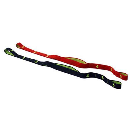 Cimax 6 Elastic Band Force 15 kg - fekete