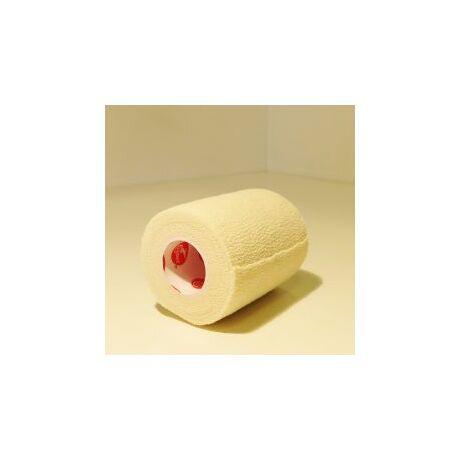 Cramer® ECO-FLEX stretch tape 7,5 cm x 5,5 m, elasztikus tape, fehér