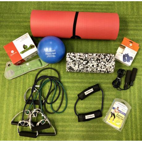 Otthoni edzés - közepes szett - haladó csomag