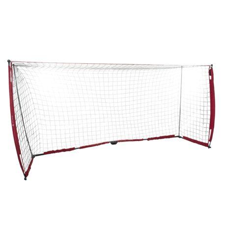 Pure2Improve összehajtható és hordozható foci kapu 365 cm x 183 cm