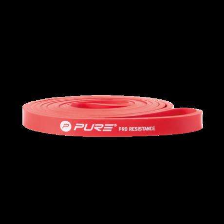 Pure2Improve Powerband, piros - közepes