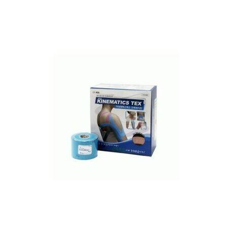 Spol kineziológiai tape, kék, 5 cm x 5 m