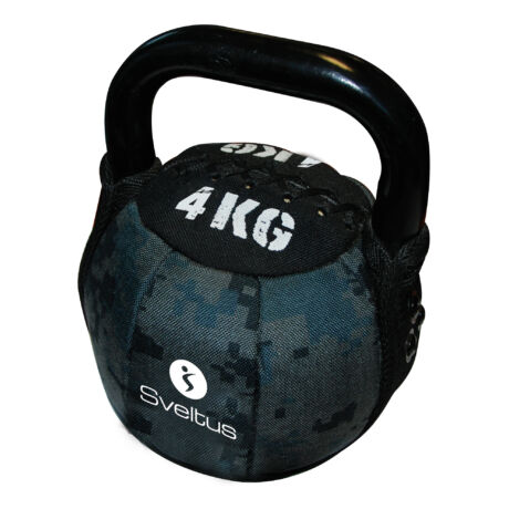 Sveltus soft kettlebell 4 kg
