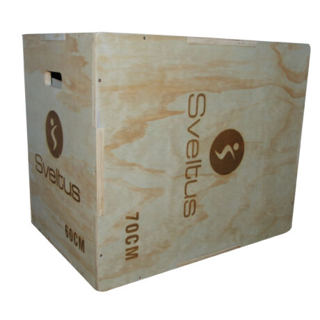 Sveltus fa plyobox 50 cm x 60 cm x 70 cm