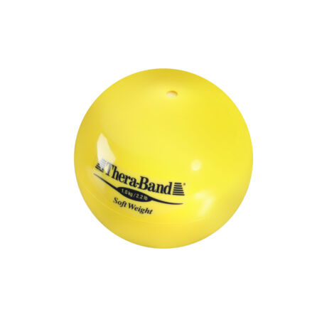 Thera-Band® súlylabda 1 kg, sárga