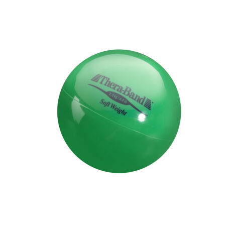Thera-Band® súlylabda 2 kg, zöld