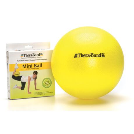 TheraBand Mini-Ball átm. 23 cm, sárga