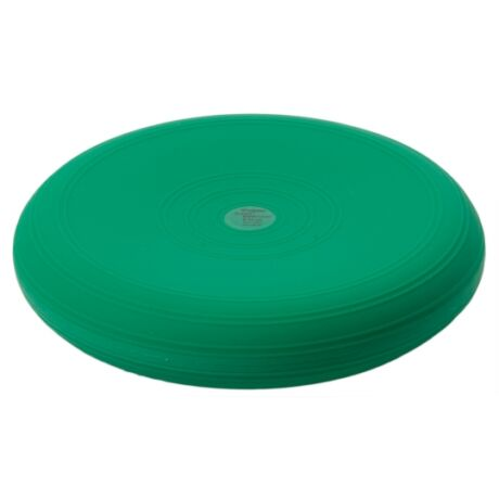 Togu® Dynair, 33 cm átm., sima felszínű dinamikus ülőpárna, zöld