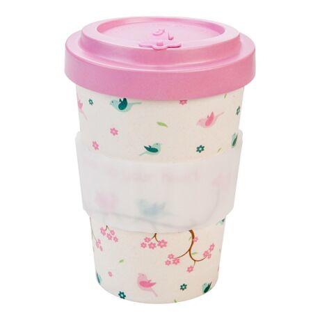 Woodway Birdies kávés pohár 400 ml